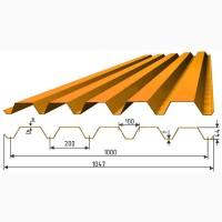 Профнастил Н - 44 цена, стоимость сорок четвёртой волны