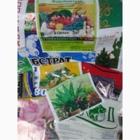 Пакеты и мешки для грунтов и почвосмесей