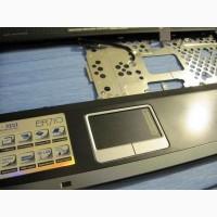 Верх нижней части корпуса с тачпадом и платой включения MSI ER 710