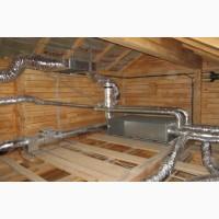 Проектирование вентиляционных систем