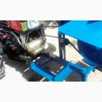 Дровокол - измельчитель веток с приводом от мотоблока