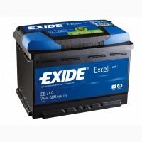 Купить аккумулятор EXIDE в Украине. Доступные цены, высокое качество