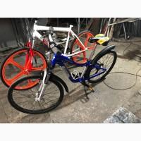 Велосипедне Колесо з безкамерної покришкою 20 X 1, 5