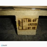 Клеймение и термообработка тары деревянной