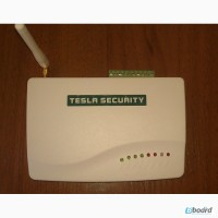 Сигнализация GSM Tesla Security GSM-900 Profi