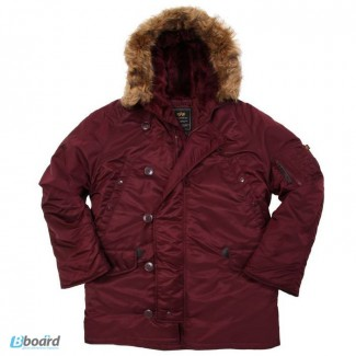 Оригинальные мужские куртки Аляска (США)