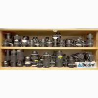 Фотоаппараты, объективы, аксуссуары для фототехники