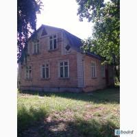Продам участок с домом в селе