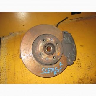 Гальмівний диск задній правий Renault Scenic II 2003-2009