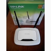 Роутер Wi-Fi 300Mbit Tp-Link TL-WR841N