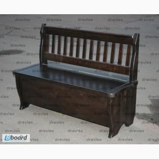 Кухонная скамья с ящиком / Кс-1