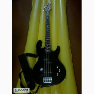 Продам бас-гитару Phil Pro MB11 +чехол Rockbag +Тюнер +Запасные струны