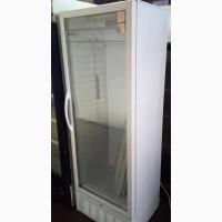 Шкаф холодильный б/у стекляная дверь