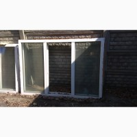 Продам окно б/у 2400х1400