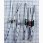 Резисторы выводные 0.125вт (152 номинала) 10 шт. по цене 0.3 Грн. 100 шт. по цене 0.1 Грн