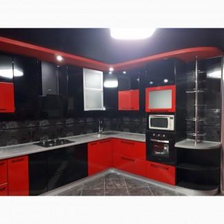 Кухни под потолок по супер ценам. Бесплатный замер и проект
