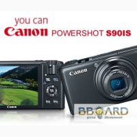 Продам новый Canon PowerShot S90 10MP Digital Camera купить