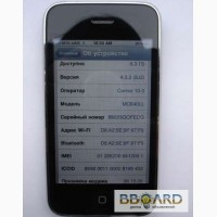 Apple IPhone 3GS 8gb. Оригинал! Гарантия! 2000 грн.