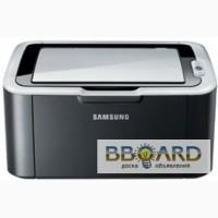 Новый Samsung ML - 1661 перепрошитый на безчиповые картриджи
