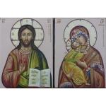 Иконы писаные, реставрация икон, полотен.