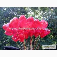 Воздушные шары Киев, гелиевые шарики на День Валентина, 23 февраля, 8 Марта Киев.
