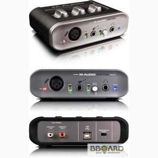 Звуковая карта M-audio Fast Track MKII цена 1290