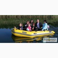 Надувные лодки для отдыха, охоты и рыбалки