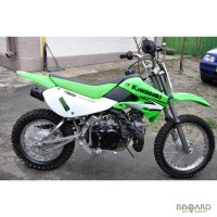 Продается питбайк Kawasaki KLX 110 эндуро, новый, без пробега!