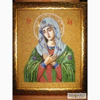 Продам картины и иконы бисером, в Луганске.