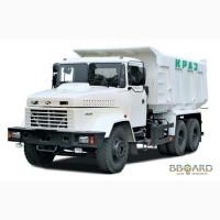Финансовый и оперативный лизинг грузового автомобиля Краз 65055-054