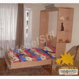 Шкаф-кровать с угловым окончанием Доставка по всей Украине 5990