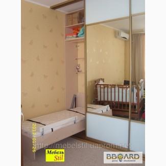 Шкаф-кровать, встроенная в шкаф-купе Доставка по всей Украине 8500