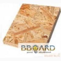 Плита строительная OSB-3 толщины от 6 до 22 мм