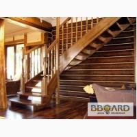 Лестница деревянная под заказ