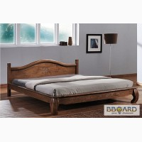 Кровать из натурального дерева, 1800 2000
