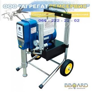 Окрасочные агрегаты аппарат для покраски и шпаклевки DP-6880 dino power