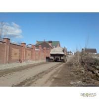 Вывоз земли Киев. Вывоз грунта Киев