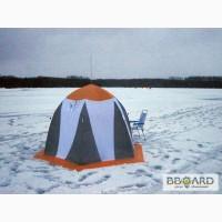 Палатка для зимней рыбалки НЕЛЬМА-3 ЛЮКС