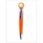Ручки пластиковые ТМ Lecce Pen (Лече пен) и Assorti с логотипом фирмы! Промо-ручки!