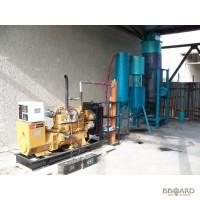 Генератор газа для электростанции