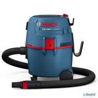 Аренда. Промышленный пылесос Bosch GAS 1200 L Professional
