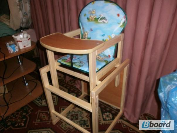 Стол-стул для кормления трансформер своими руками 73