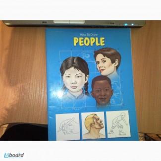 Продам Книгу Как Рисовать Людей-На Английском Языке