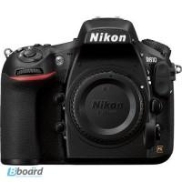 Nikon D810 FX-формата 36.3MP Цифровая зеркальная камера тела + Новый 3-летняя гарантия