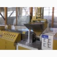 Продам стренговый гранулятор для полимеров