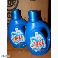 В наличии гели производства США Ariel Tide 1.5 l