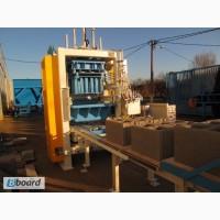 Вибропресс для производства тротуарной плитки SUMAB E-300 D