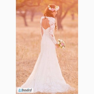 Свадебное платье!! Сшито на заказ