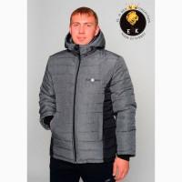 Зимняя куртка ELKEN 277 серая