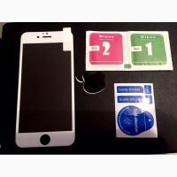 Защитное 3D / 3Д стекло IPhone 6 / 6S / 7